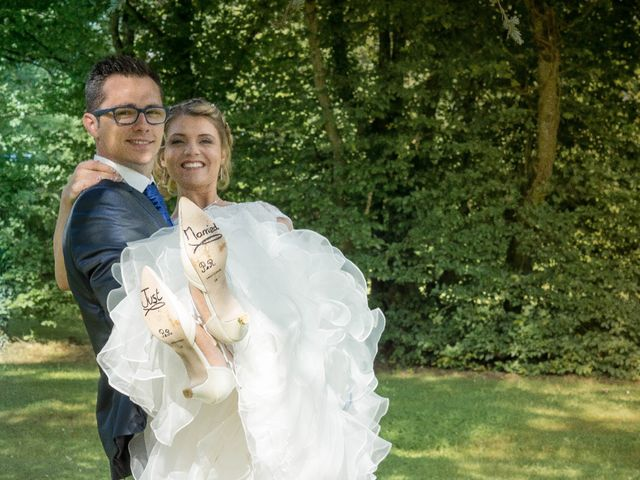 Le mariage de Romain et Pauline à Saint-Léger-sous-Cholet, Maine et Loire 10