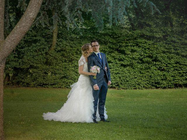 Le mariage de Romain et Pauline à Saint-Léger-sous-Cholet, Maine et Loire 11