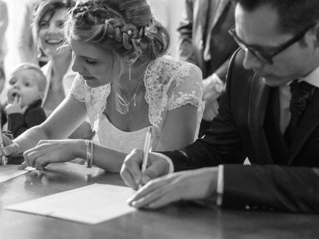 Le mariage de Romain et Pauline à Saint-Léger-sous-Cholet, Maine et Loire 14