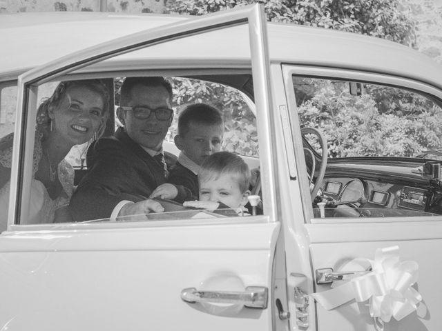 Le mariage de Romain et Pauline à Saint-Léger-sous-Cholet, Maine et Loire 16