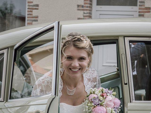 Le mariage de Romain et Pauline à Saint-Léger-sous-Cholet, Maine et Loire 18