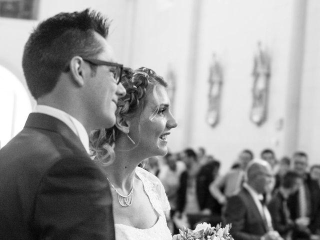 Le mariage de Romain et Pauline à Saint-Léger-sous-Cholet, Maine et Loire 21