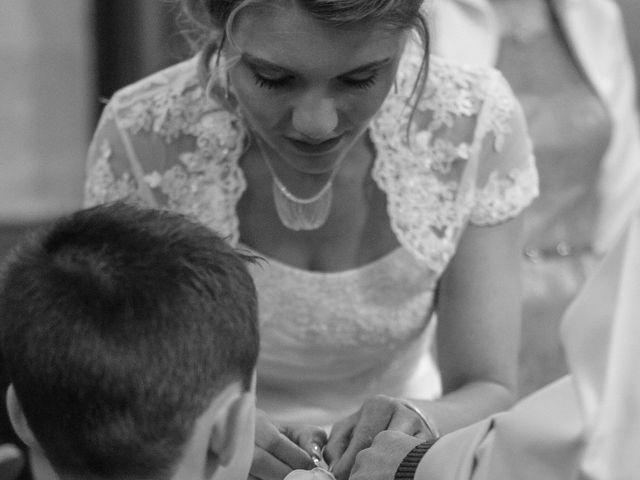 Le mariage de Romain et Pauline à Saint-Léger-sous-Cholet, Maine et Loire 22