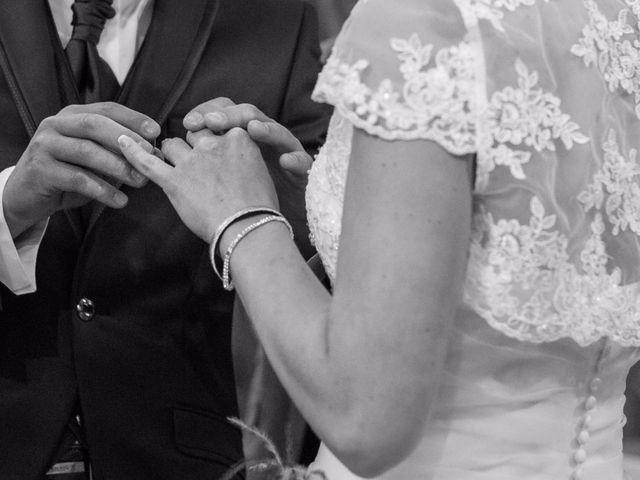 Le mariage de Romain et Pauline à Saint-Léger-sous-Cholet, Maine et Loire 23