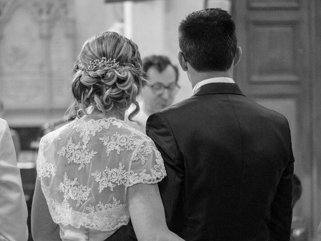 Le mariage de Romain et Pauline à Saint-Léger-sous-Cholet, Maine et Loire 24