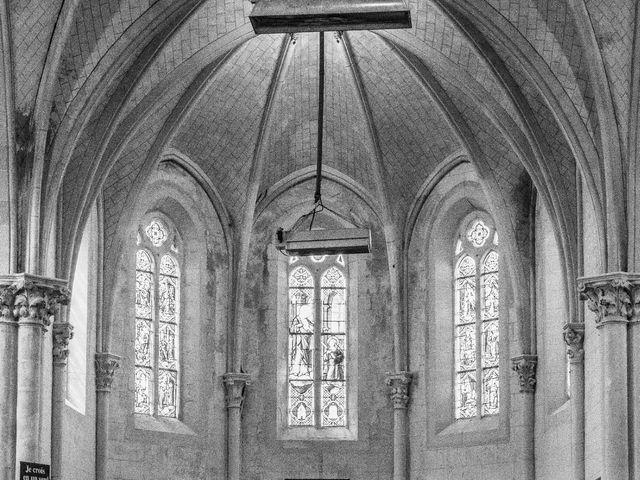 Le mariage de Romain et Pauline à Saint-Léger-sous-Cholet, Maine et Loire 25