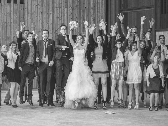 Le mariage de Romain et Pauline à Saint-Léger-sous-Cholet, Maine et Loire 42