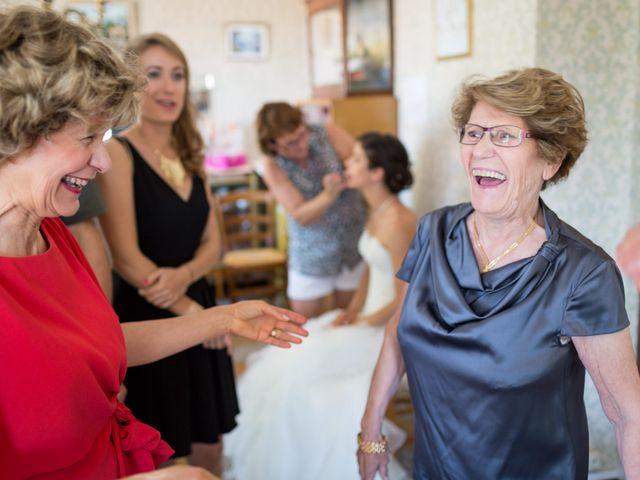 Le mariage de Adrien et Céline à Sanary-sur-Mer, Var 15