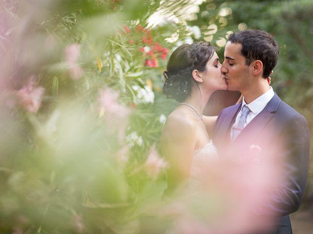 Le mariage de Adrien et Céline à Sanary-sur-Mer, Var 2