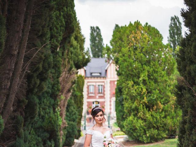 Le mariage de Jérémy et Mathilde à Noyon, Oise 7