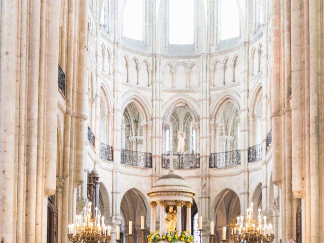 Le mariage de Jérémy et Mathilde à Noyon, Oise 12
