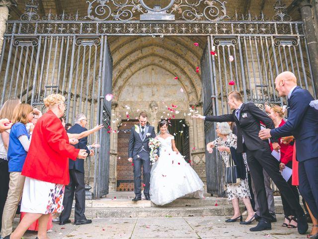 Le mariage de Jérémy et Mathilde à Noyon, Oise 13