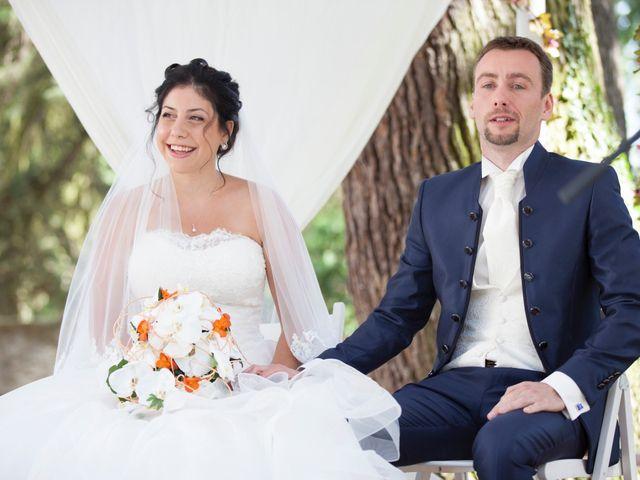 Le mariage de Mélanie et Jonathan