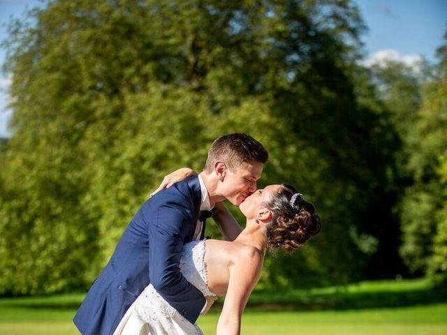 Le mariage de Alexis et Tiffany  à Maffliers, Val-d'Oise 1