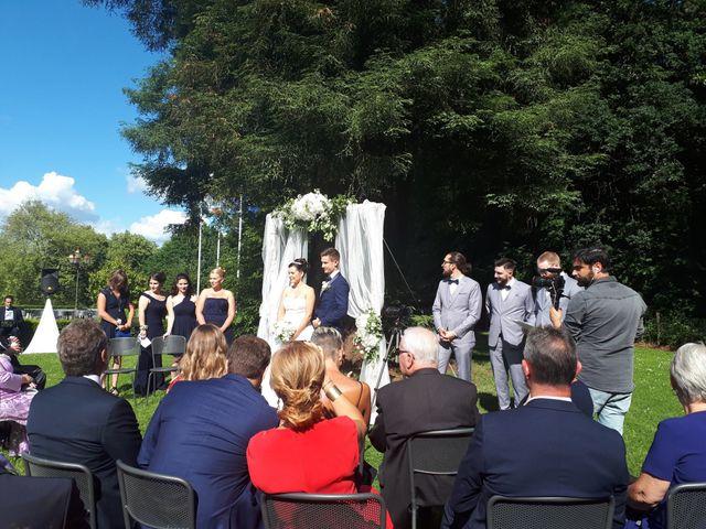 Le mariage de Alexis et Tiffany  à Maffliers, Val-d'Oise 10