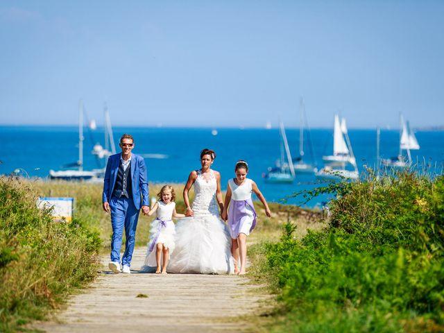Le mariage de Mathieu et Vanessa à Guérande, Loire Atlantique 2