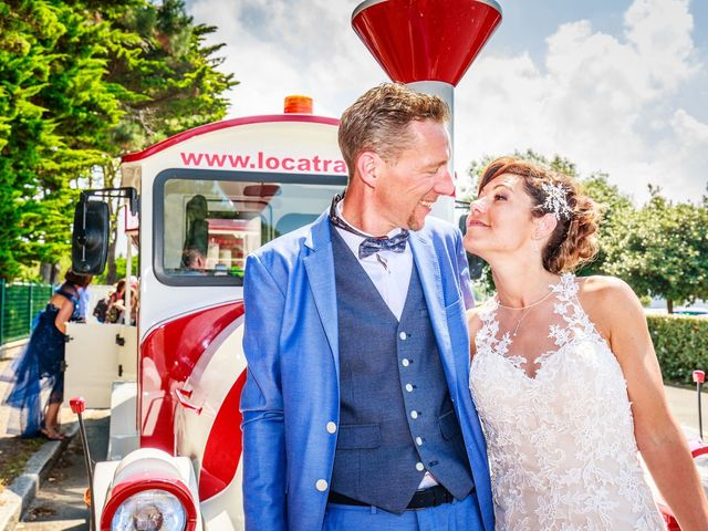 Le mariage de Mathieu et Vanessa à Guérande, Loire Atlantique 9