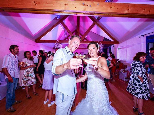 Le mariage de Mathieu et Vanessa à Guérande, Loire Atlantique 21
