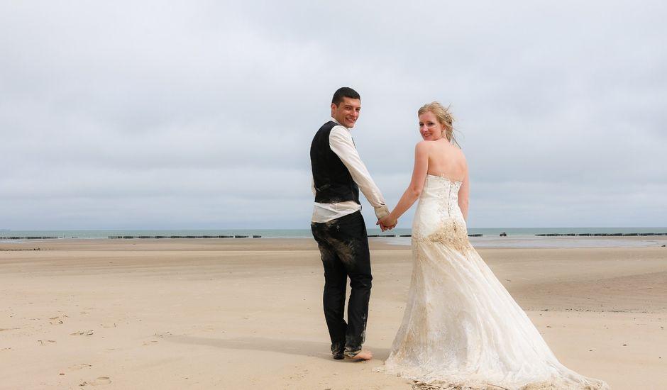 Le mariage de Romain et Amélie à Roncq, Nord