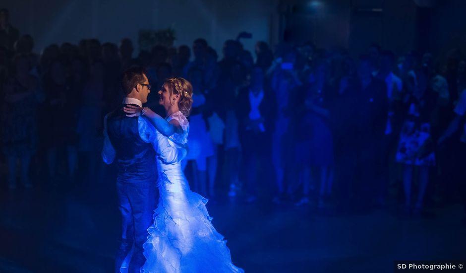 Le mariage de Romain et Pauline à Saint-Léger-sous-Cholet, Maine et Loire