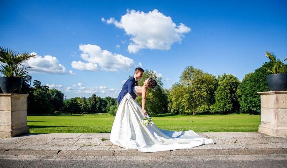Le mariage de Alexis et Tiffany  à Maffliers, Val-d'Oise