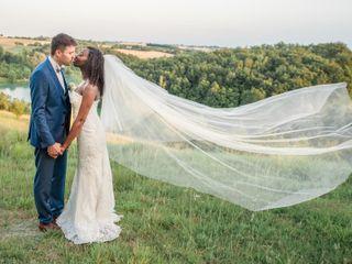 Le mariage de Shevaughn et Simon