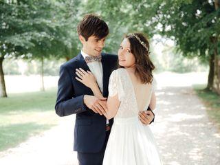 Le mariage de Carole et Tom