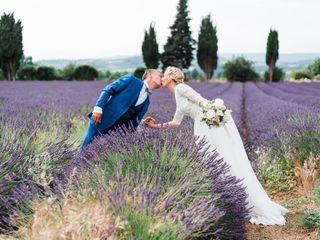 Le mariage de Laetitia et Romain