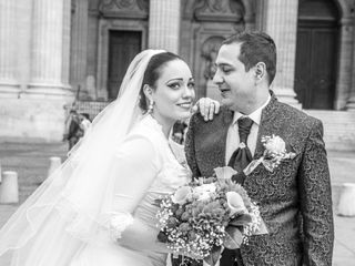 Le mariage de Marika et Radu