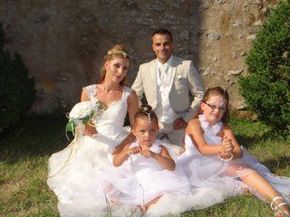 Le mariage de Thibault et Eva