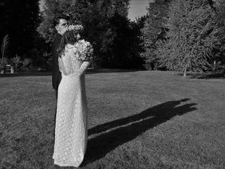 Le mariage de Elena et Yves
