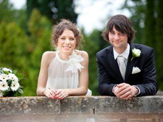 Le mariage de Florence et Yohan