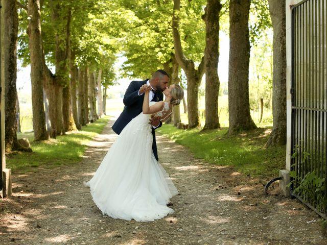 Le mariage de Lucie et Mike