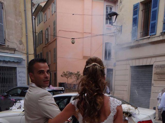 Le mariage de Eva et Thibault à Brignoles, Var 13