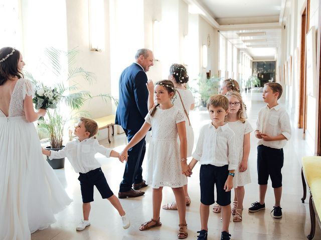 Le mariage de Tom et Carole à Annecy, Haute-Savoie 13