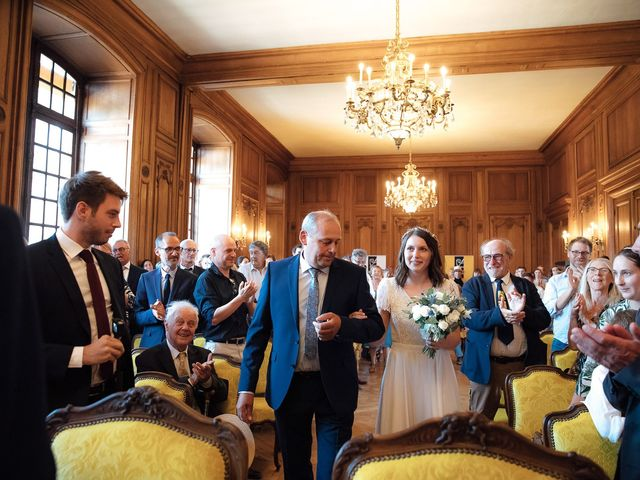 Le mariage de Tom et Carole à Annecy, Haute-Savoie 14