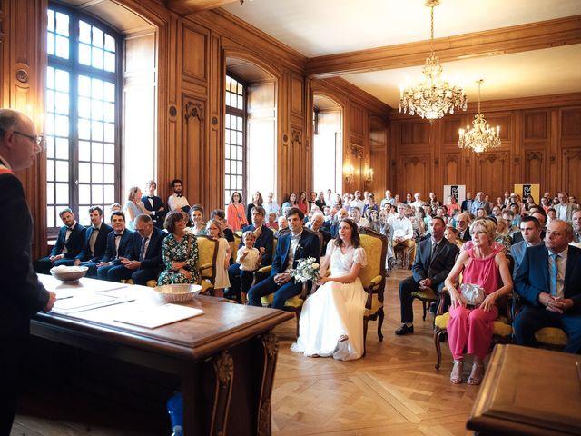 Le mariage de Tom et Carole à Annecy, Haute-Savoie 15