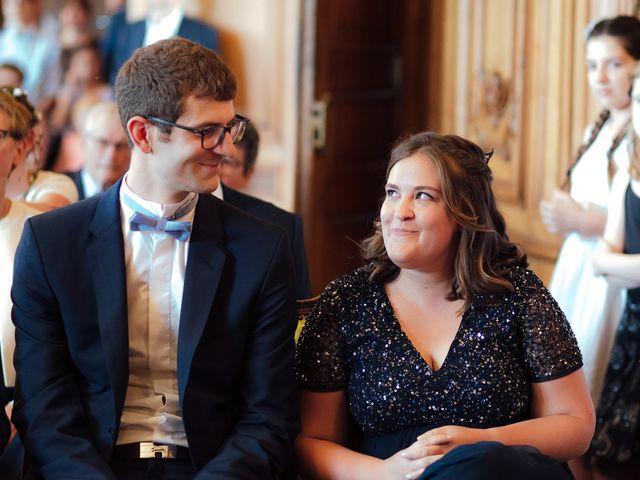 Le mariage de Tom et Carole à Annecy, Haute-Savoie 16