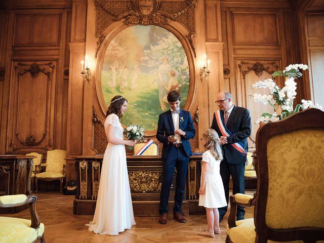 Le mariage de Tom et Carole à Annecy, Haute-Savoie 18