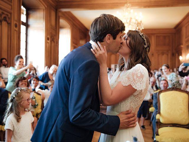 Le mariage de Tom et Carole à Annecy, Haute-Savoie 20