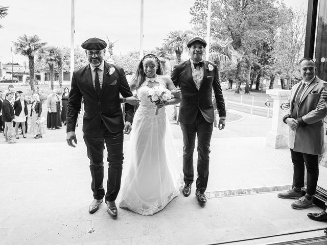 Le mariage de Jean-Yannick et Marie-Nikita à Gujan-Mestras, Gironde 8