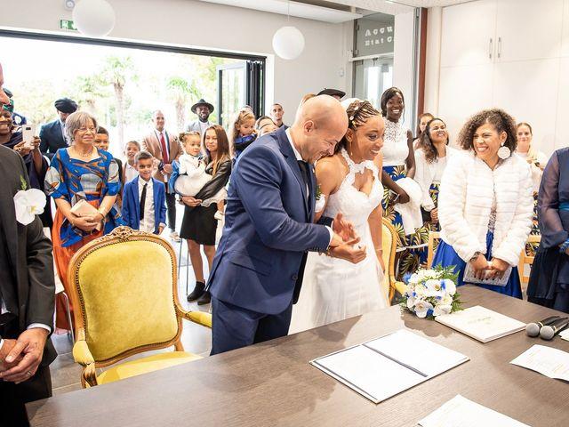 Le mariage de Jean-Yannick et Marie-Nikita à Gujan-Mestras, Gironde 11