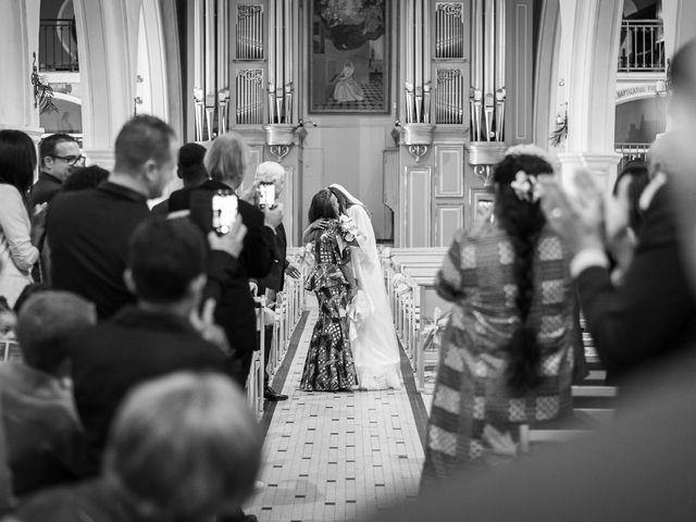 Le mariage de Jean-Yannick et Marie-Nikita à Gujan-Mestras, Gironde 17