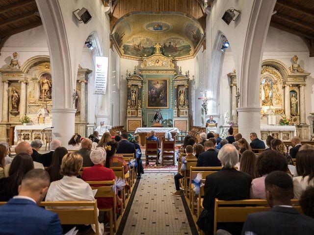 Le mariage de Jean-Yannick et Marie-Nikita à Gujan-Mestras, Gironde 20