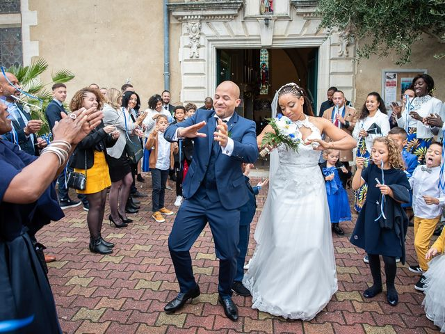 Le mariage de Jean-Yannick et Marie-Nikita à Gujan-Mestras, Gironde 26