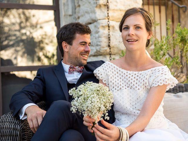 Le mariage de Camille et Thomas