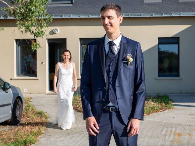 Le mariage de Valentin et Nathalie à Vallons-de-l'Erdre, Loire Atlantique 3