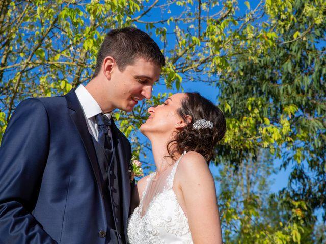 Le mariage de Valentin et Nathalie à Vallons-de-l'Erdre, Loire Atlantique 4
