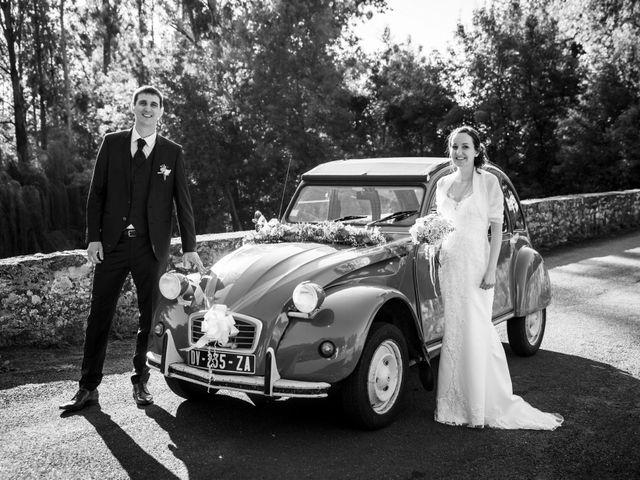 Le mariage de Valentin et Nathalie à Vallons-de-l'Erdre, Loire Atlantique 5