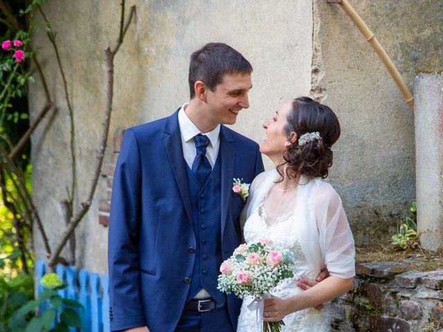 Le mariage de Valentin et Nathalie à Vallons-de-l'Erdre, Loire Atlantique 6